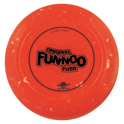 Water Sports-LLC FUNNOO™ Flyer Disk - Orange