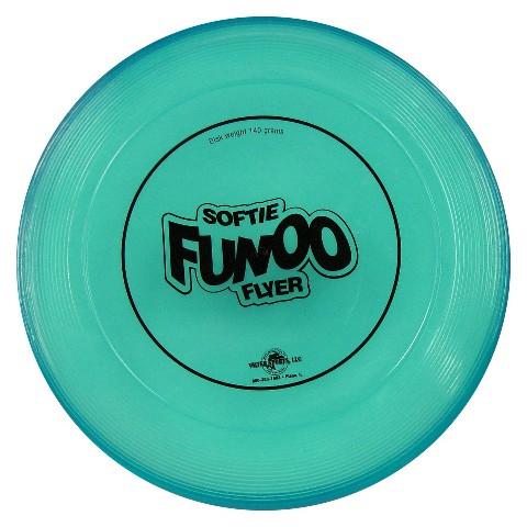 Water Sports-LLC Softie Funnoo Flyer Disk - Light Blue