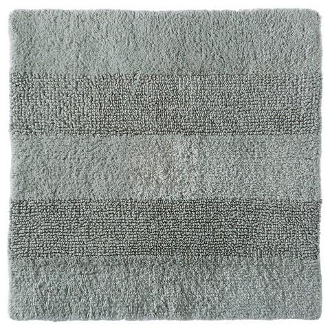 Square bathroom rugs