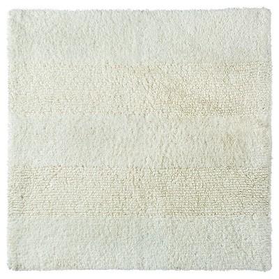 "Square Bath Rug Shell (24x24"") - Nate Berkus™"