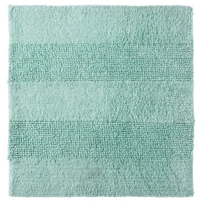 "Square Bath Rug Moonlight Jade (24x24"") - Nate Berkus™"