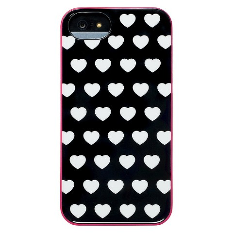 Agent18 Hearts Shock  Phone Case for iPhone 5 - Multicolor (P5SHKA/139)