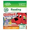 LeapFrog® Learning Game: Scholastic Clifford (for LeapPad Tablets and LeapsterGS)