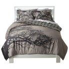 Tree Silhouette Bedding Collection