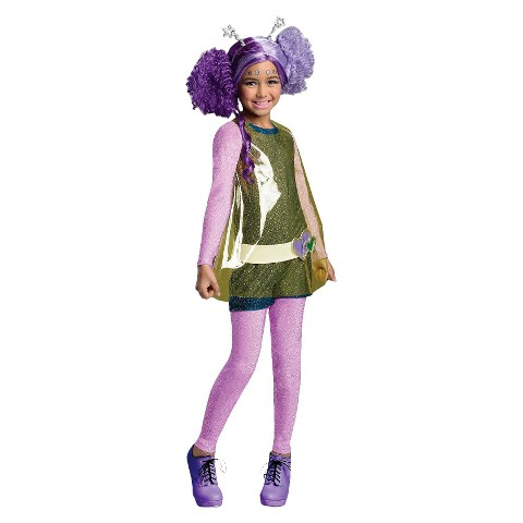 Girl's Novi Stars Ari Roma Costume