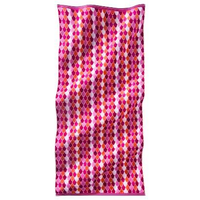 Fishscale Beach Towel - Extra Long
