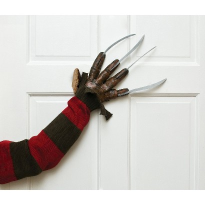Nightmare on Elm Street Animated Door Knocker