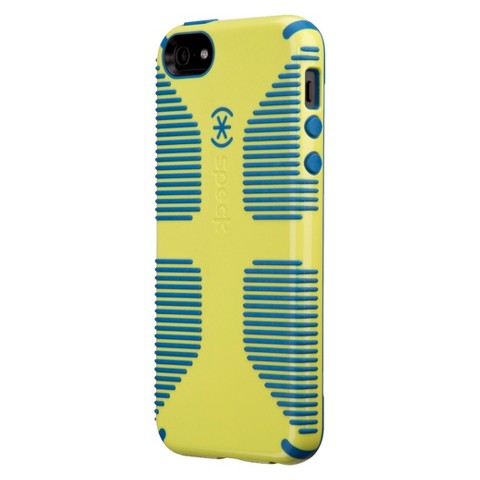 Speck Candyshell Grip Cell Phone Case for iPhone 5 - Multicolor (SPK-A1654)