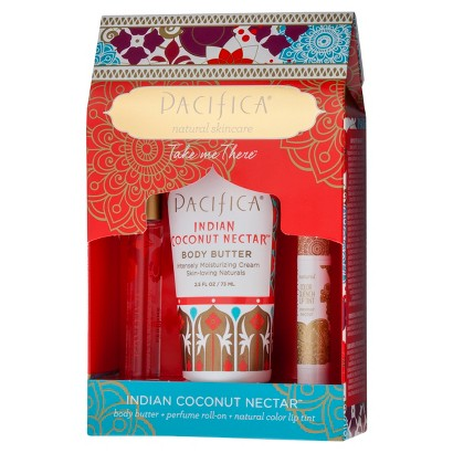 Pacifica Indian Coconut Nectar Take Me There Set - 3.08oz