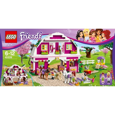 LEGO® Friends Sunshine Ranch 41039