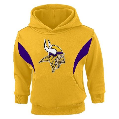 Minnesota Vikings Infance Fleece Hooded Sweatshirt