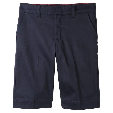 Dickies® Girls' Classic Fit Stretch Bermuda Short