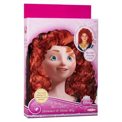 Disney Princess Merida Shimmer and Shine Wig