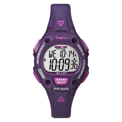 Timex® Women's 30 Lap Performance Watch - Purple