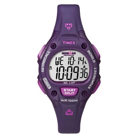 Timex® Women's 30 Lap Performance Watch - Purple