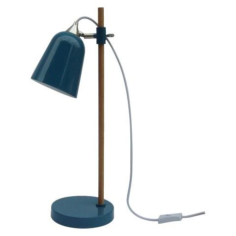 Room Essentials™ Wood Pole Scholar Lighting Collection
