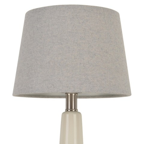 Lamp Shade - Light Grey Small - Threshold™