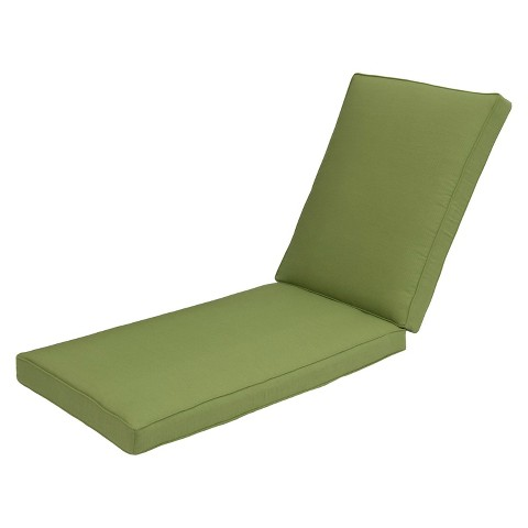 Brooks Island Outdoor Replacement Chaise Lounge Cushion Set - Smith & Hawken™