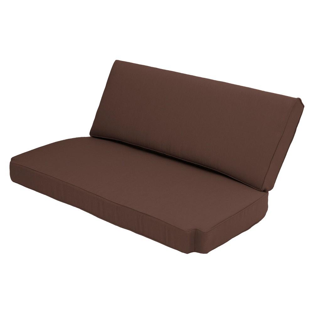 Compare Patio Cushion Set Smith Hawken 2 Piece Espresso  : 14751106wid1000amphei1000 from shoppertom.com size 1000 x 1000 jpeg 64kB