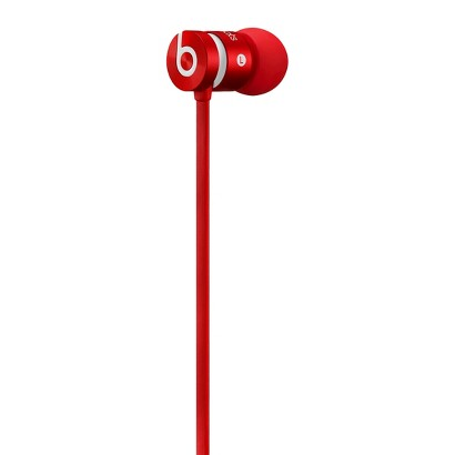 Beats by Dre urBeats Earbuds - Red