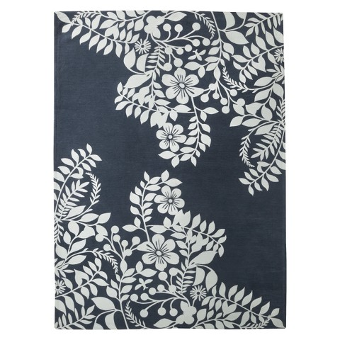 Floral area rugs - Target