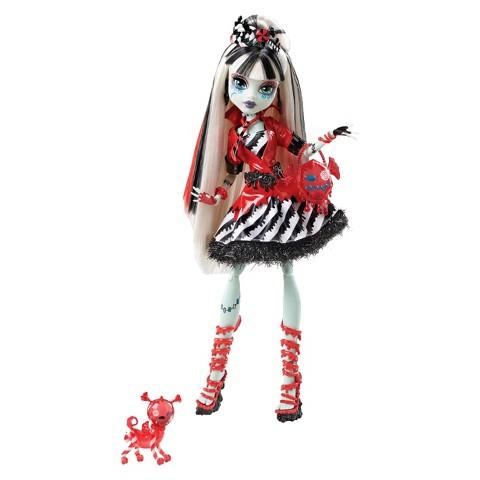 Monster High Sweet Screams Frankie Stein Doll