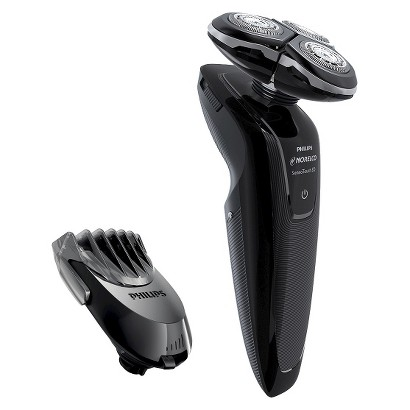 Philips Norelco 1250X/40HP SensoTouch 3D razor with RQ111 Click-On Beard Styler/Precision Trimmer