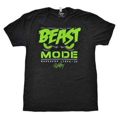 Marshawn Lynch Beast  Men's T-Shirt