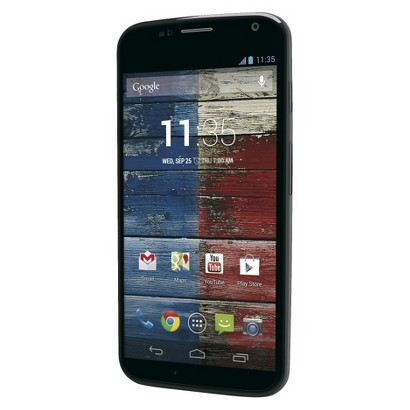 Sprint Motorola Moto X with New 2-year Contract - Black