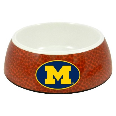 Michigan Wolverines Classic Football Pet Bowl