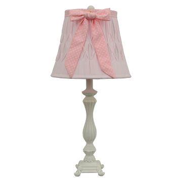 pink bedroom lamp target