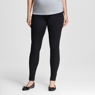 Maternity Knit Legging Black M-Liz Lange® for Target®