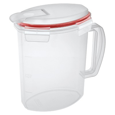 Sterilite Ultra-Seal Pitcher 2 qt