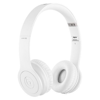 Beats by Dre Solo™ HD Drenched in White