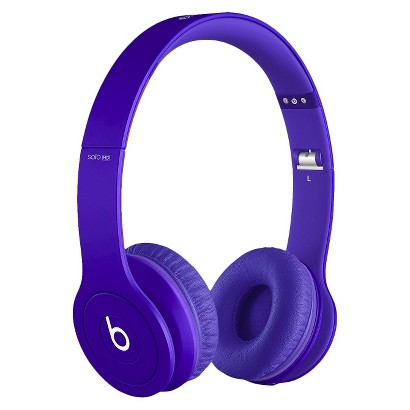 Beats by Dre Solo™ HD Drenched in Purple