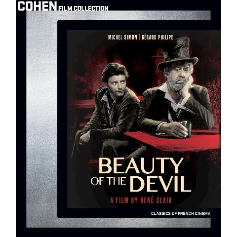 The Beauty of the Devil (Blu-ray)