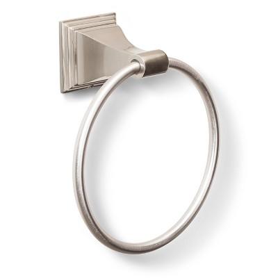 Towel Ring Brushed Nickel - Threshold™