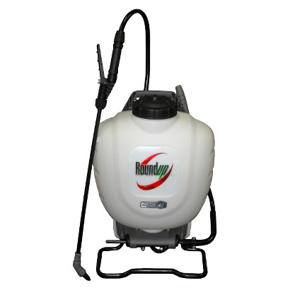 Roundup Professional Backpack Sprayer 4 Gallon
