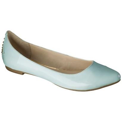 Women's Mossimo® Vikki Pointed Toe Studded Flat