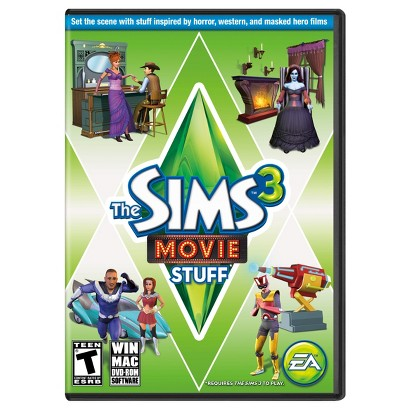 The Sims 3: Movie Stuff (PC Games)