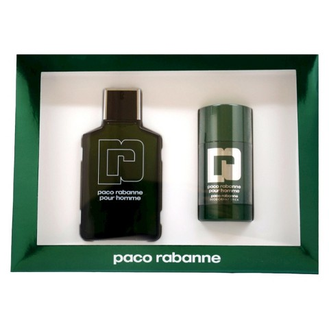 Men's Paco Rabanne by Paco Rabanne - 2 Piece Gift Set