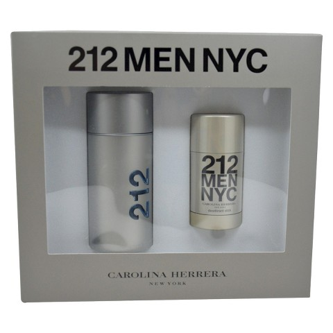 Men's 212 by Carolina Herrera - 2 Piece Gift Set