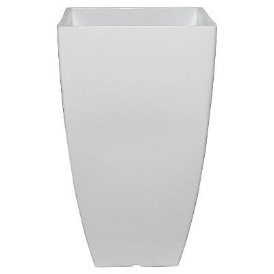 "21"" Modern Planter, White - Threshold™"