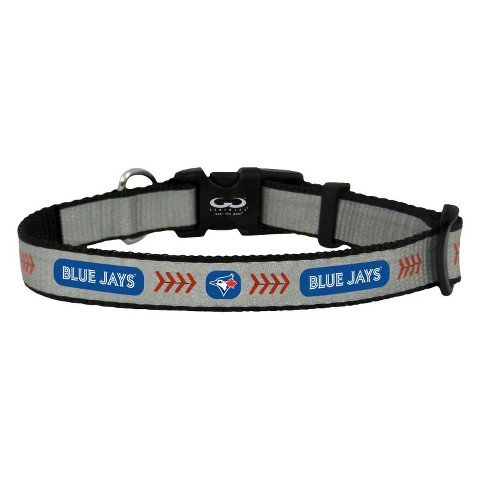 Toronto Blue Jays Reflective Toy Baseball Collar