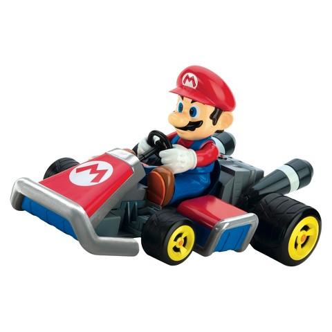 Carrera Mario Kart 7 Mario Stunt Kart Radio Control Vehicle