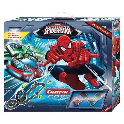Go!!! Spiderman Spider Race Set