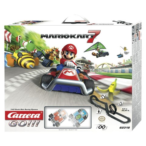 Carrera Go!!! Mario Kart 7 Racing Set