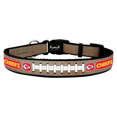 Kansas City Chiefs Reflective Collar