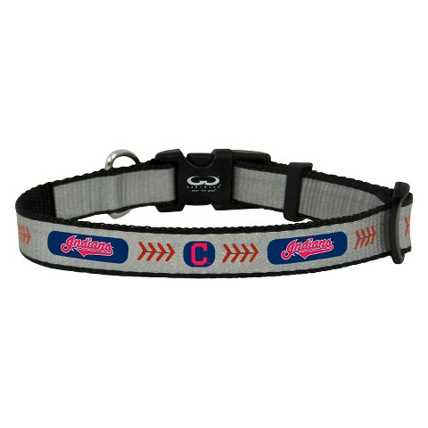 Cleveland Indians Reflective Collar