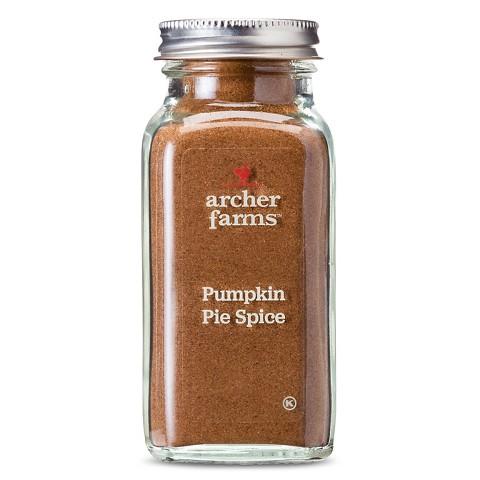 Pumpkin Pie Spice 2.6oz - Archer Farms™